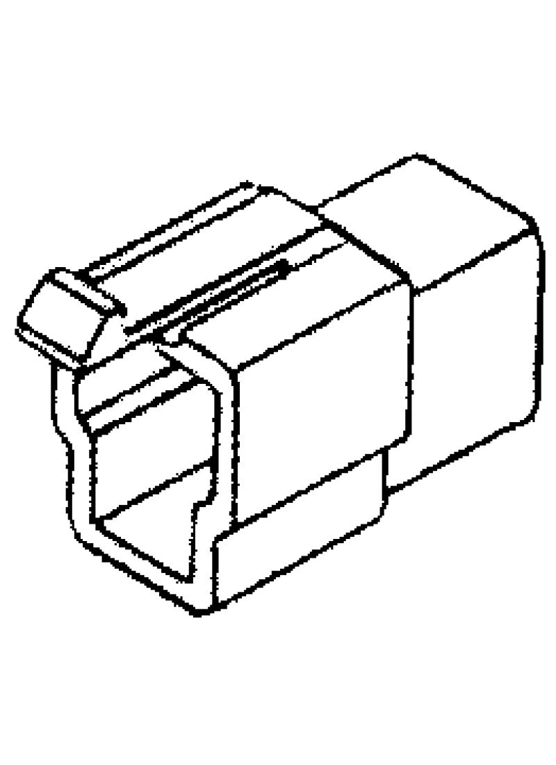 qk housings  u0026 plugs 3 circuit - qk series