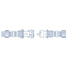 Complete Multi Pin In-Line & Bulkhead Connector