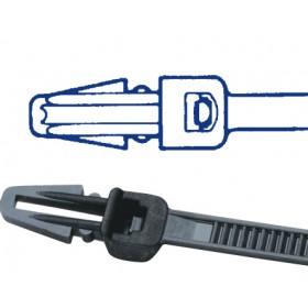 Cable Ties - Push Mount Nylon Ties