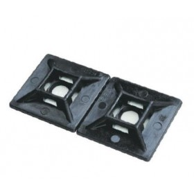 Cable Ties - Adhesive Mounting Base